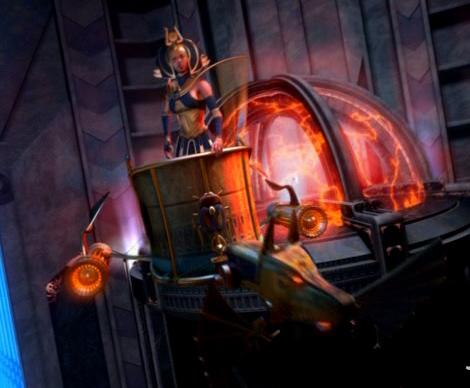 Stargate Ride